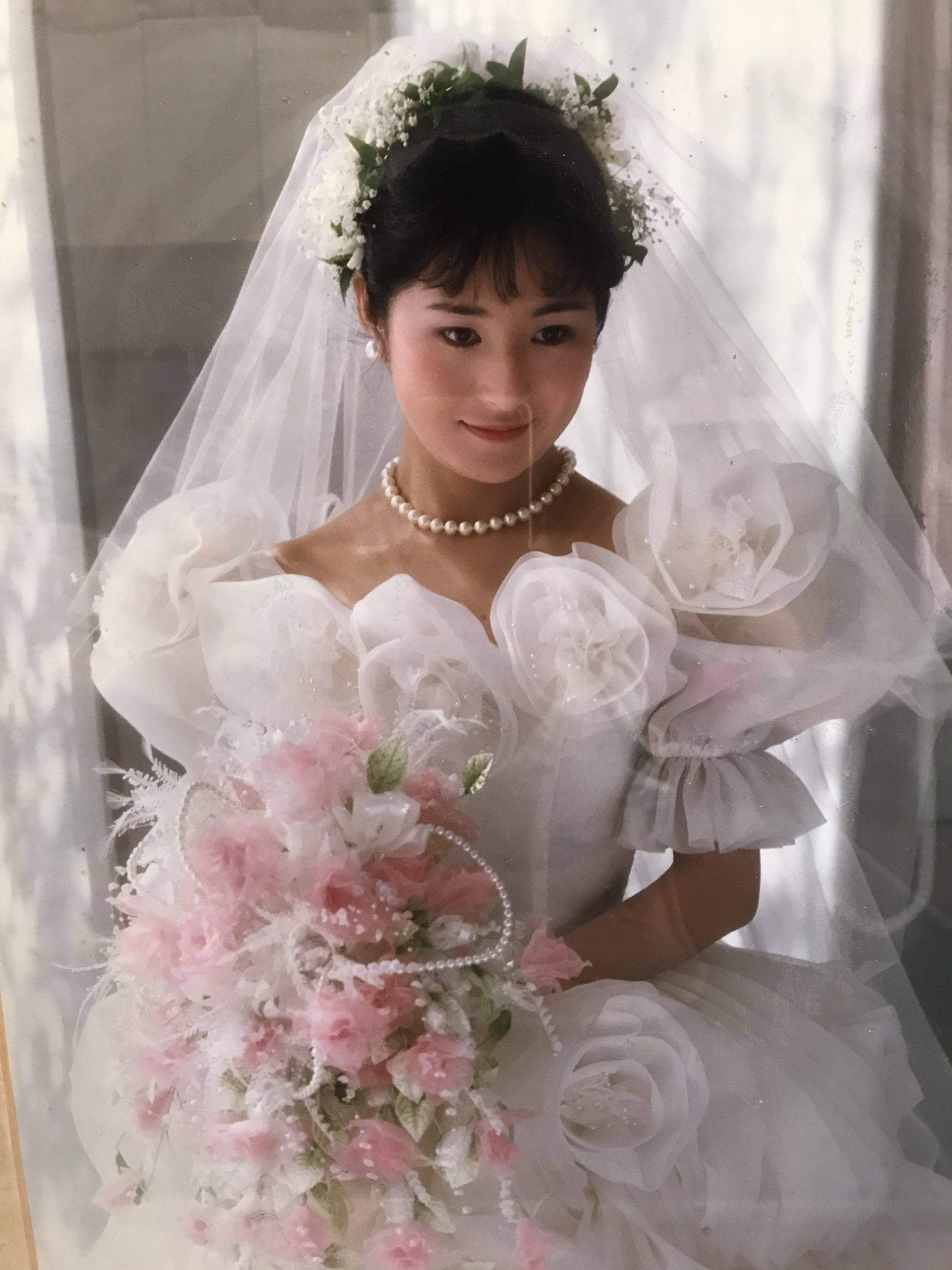 のりえ花嫁